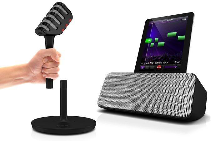 Philips StarMaker Bluetooth Speaker And Karaoke System