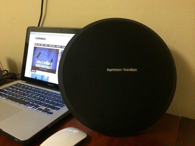 Harmon Kardon Onyx Studio Bluetooth Speaker Review | Tech My Money