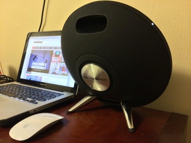 Harmon Kardon Onyx Studio Bluetooth Speaker Review | Tech My