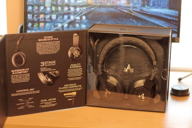 A-Audio Legacy Headphone