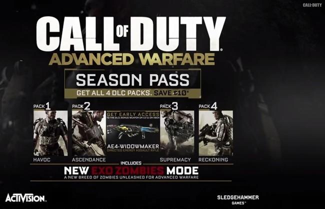 New Zombie Mode Coming To Call Of Duty Advanced Warfare Tech My Money