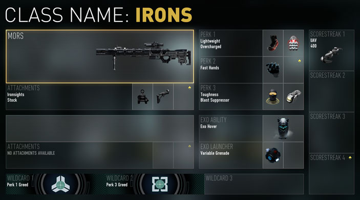 Call Of Duty: Advanced Warfare Gets Sniper-Only Mode