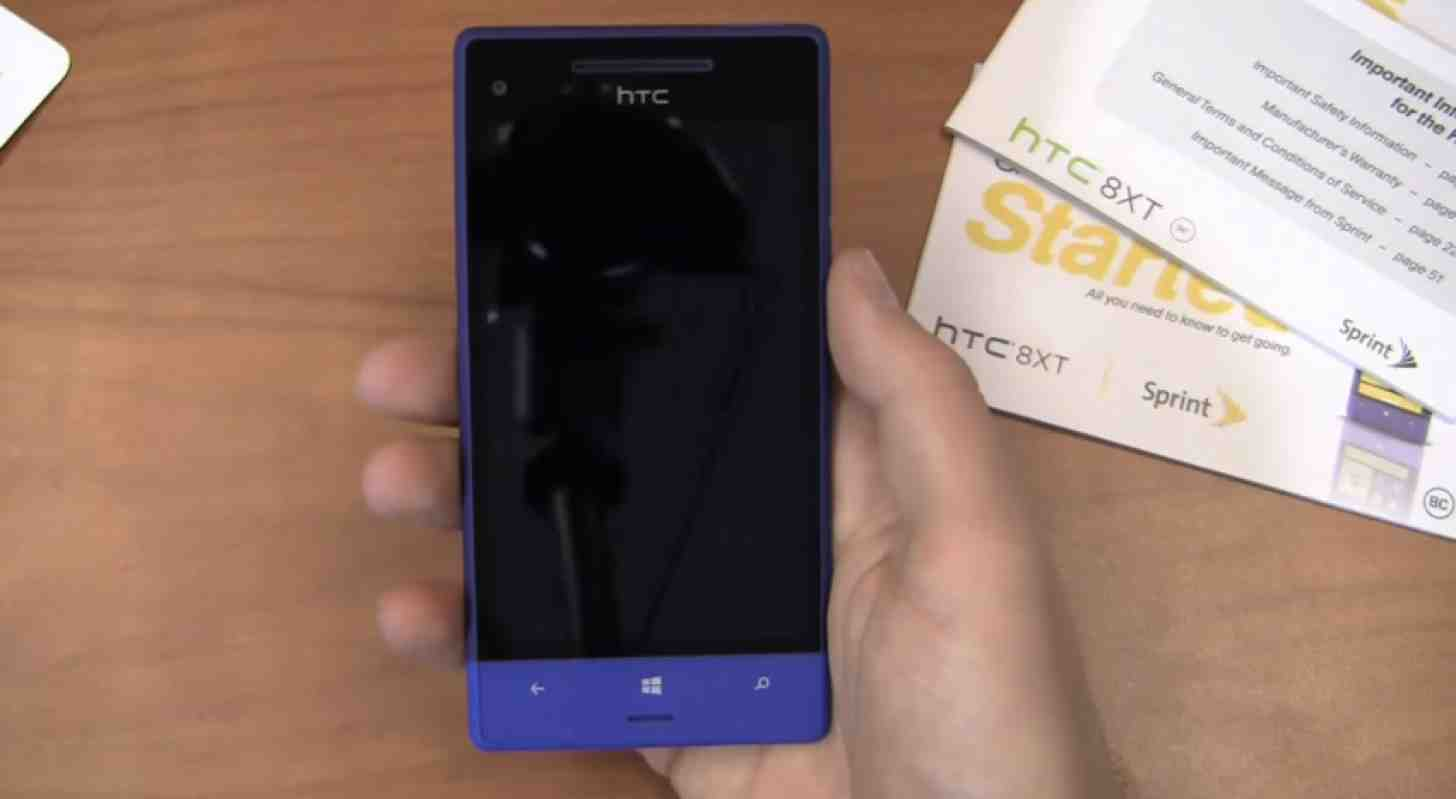 HTC 8XT To Receive Windows 8 1 Update Before January | Tech
