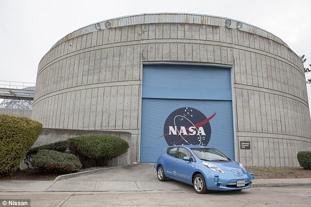 NASA and Nissan Team Up And Develop Self-Driving Vehicles