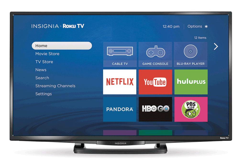 Roku TV (Best Buy Insignia)