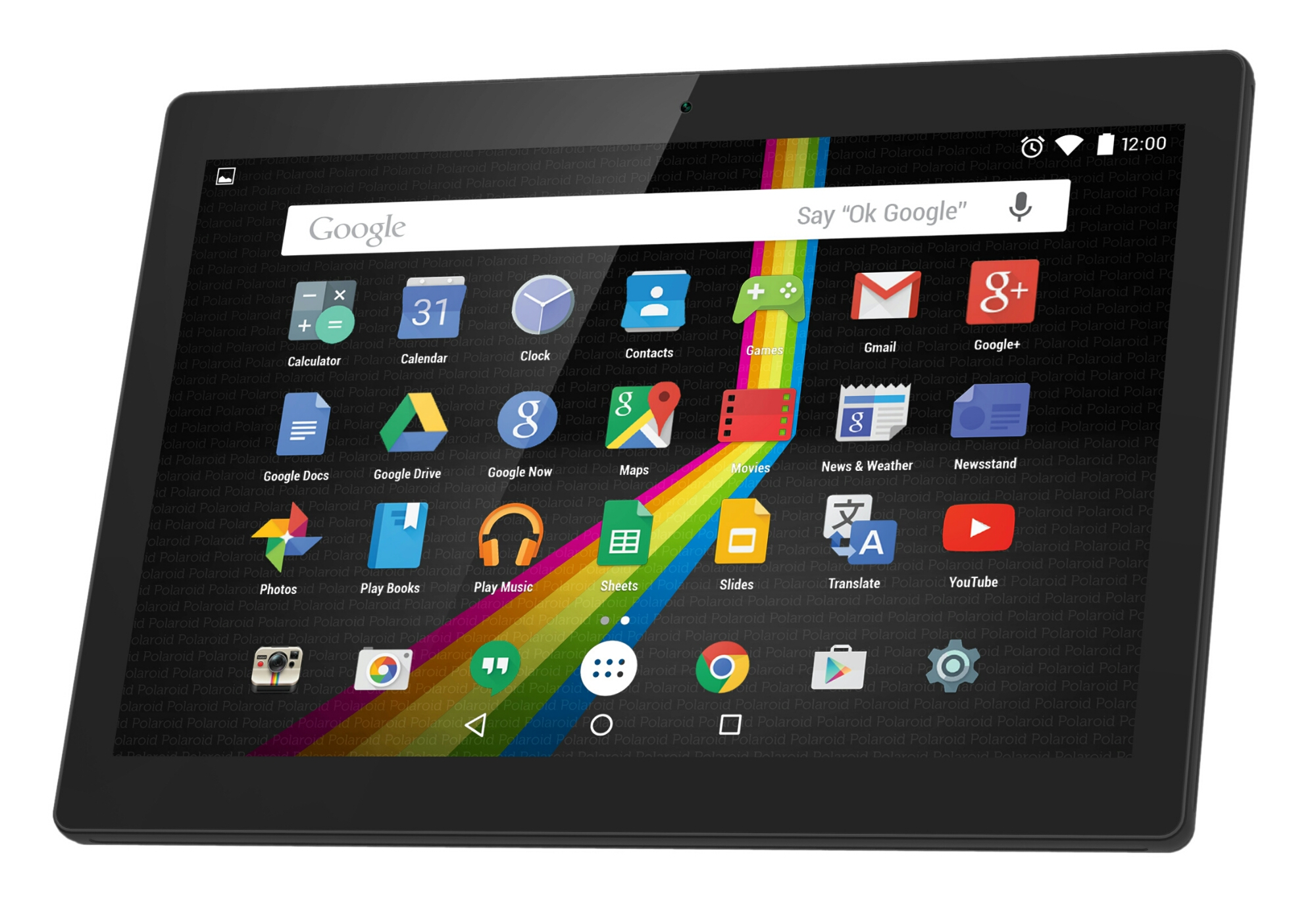 CES 2015: Polaroid L7 and Polaroid L10 Android Tablets
