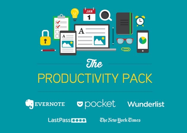 The Ultimate Productivity Bundle