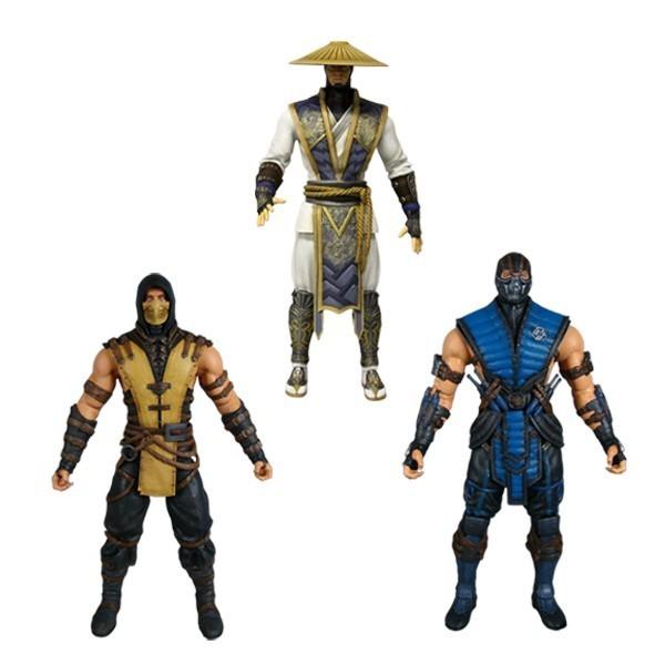 Mortal Kombat X - Set of 3