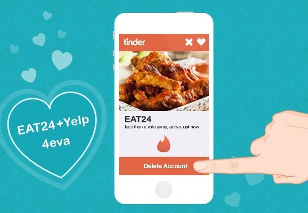 Yelp Buys Eat24
