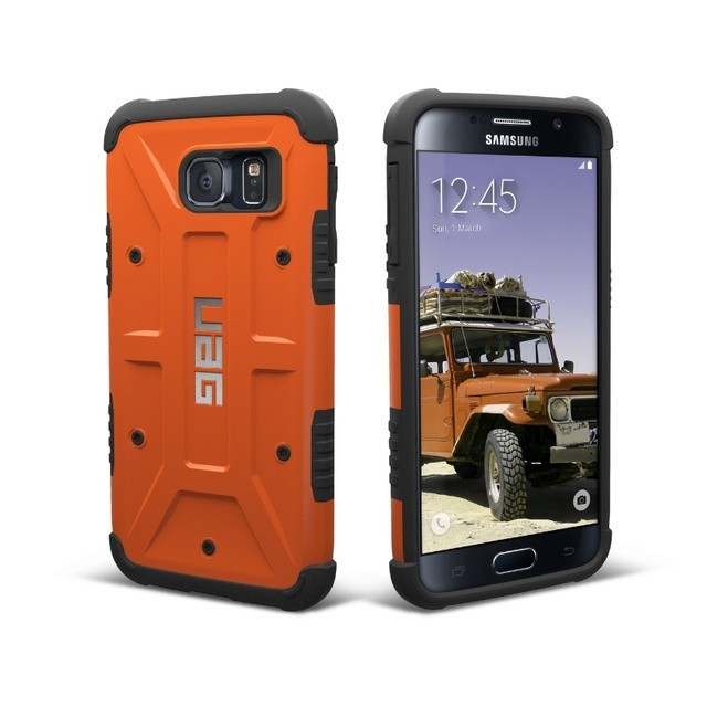 samsung galaxy s6 \u0026 s6 edge gets uag protection tech my moneyS6 Edgecases Griffin Galaxy S6 Edge Case Samsung S6 Edge Case Samsung Galaxy 6 Covers Fashion #20