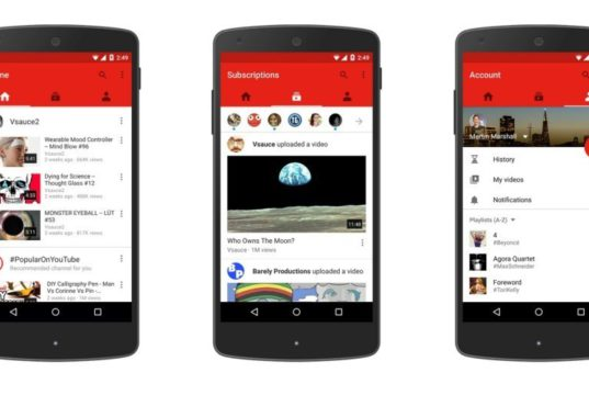 YouTube Mobile App