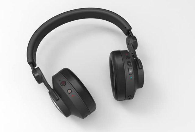 Altec Lansing DVR DJ Headphones