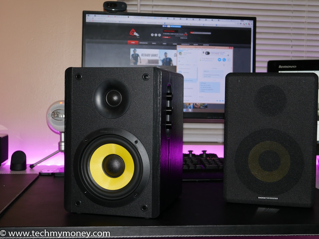 Thonet Vander Kurbis Bluetooth Speaker Review Tech My Money Ampamp Advertisement