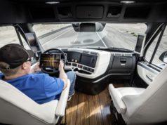 Driverless Trucks