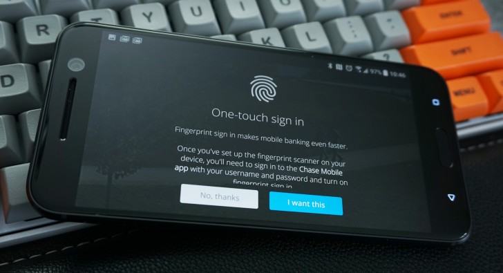 Chase Mobile App Adds Fingerprint Login Support   Tech My Money
