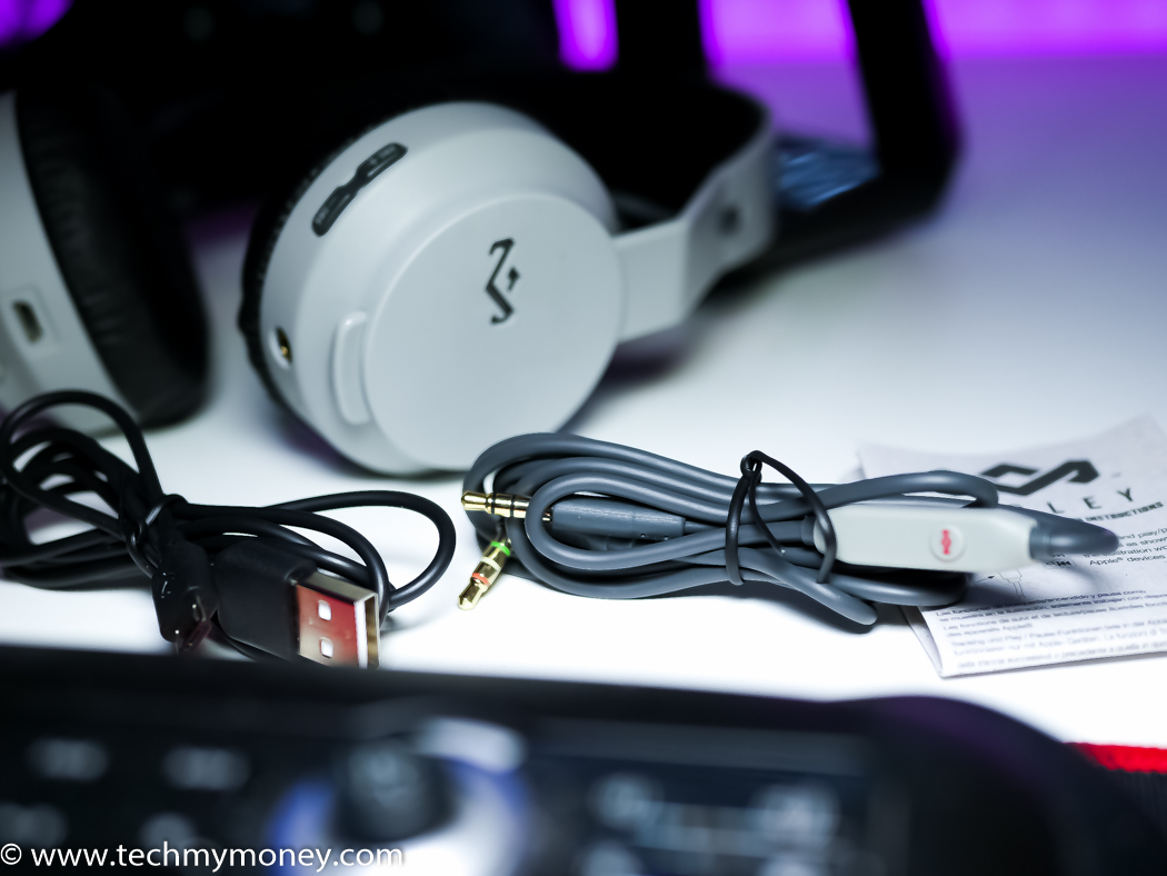House of Marley Rebel BT Wireless Headphones