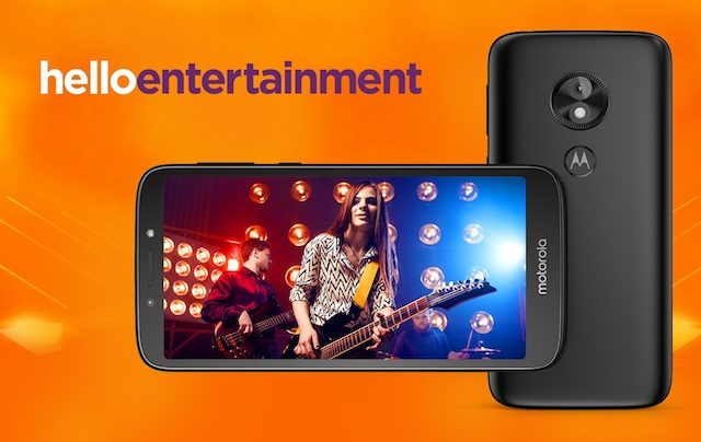 Motorola brings out Moto E5 Play with Android Go